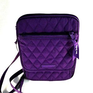NWT Vera Bradley Mini Hipster in Elderberry